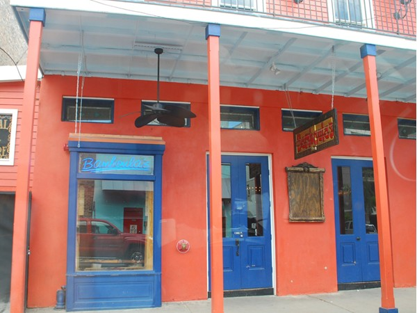 Bamboula's Bar and Grill on Frenchmen Street