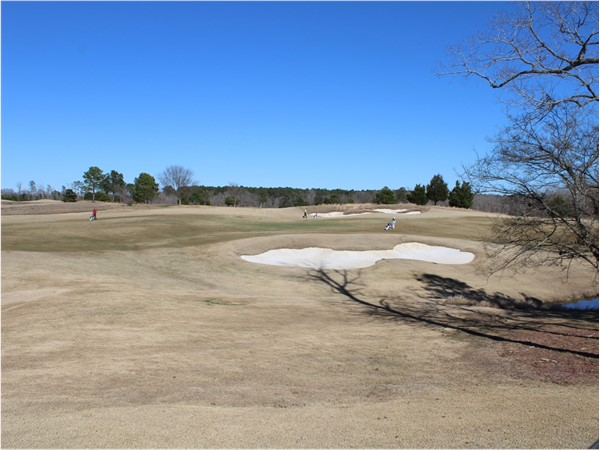 The Squire Creek Country Club features the number one golf course in Louisiana