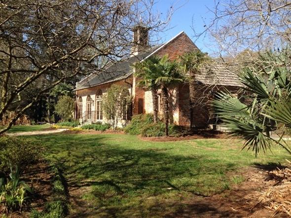 Orangerie At Burden Museum And Gardens Baton Rouge La