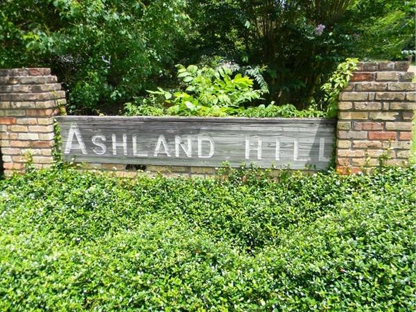 Quaint Ashland Hill promotes community atmosphere
