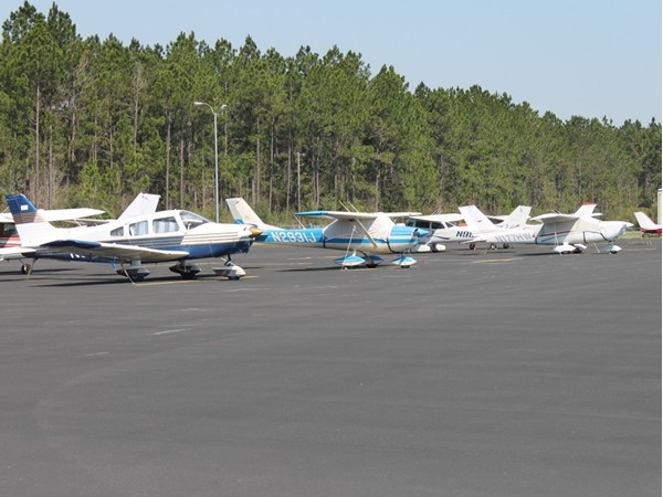 Private airport located near 1-12 and North Shore Square Mall