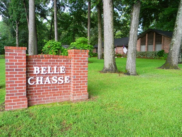 Belle Chasse, a family-friendly subdivision
