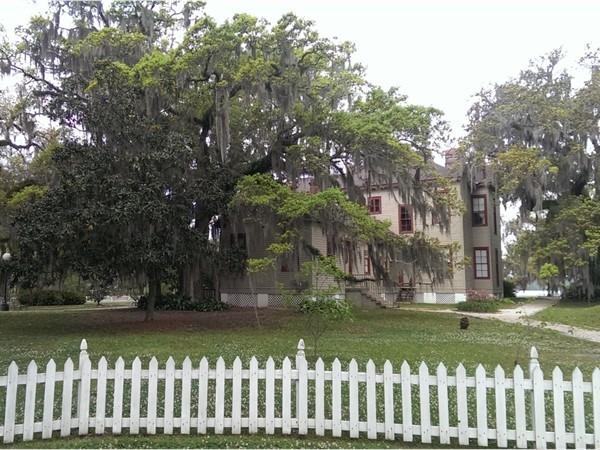 Historic Otis House at Fairview Riverside State Park