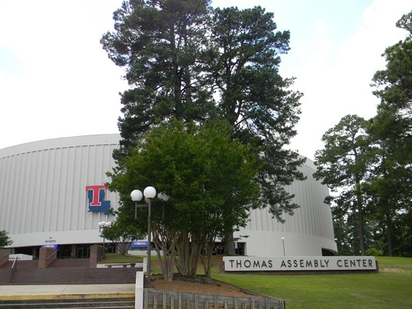 Thomas Assembly Center symbolizes Louisiana Tech traditions