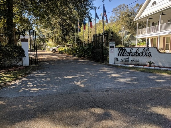 Historic Michabella Inn is Hammond's premiere bed and breakfast