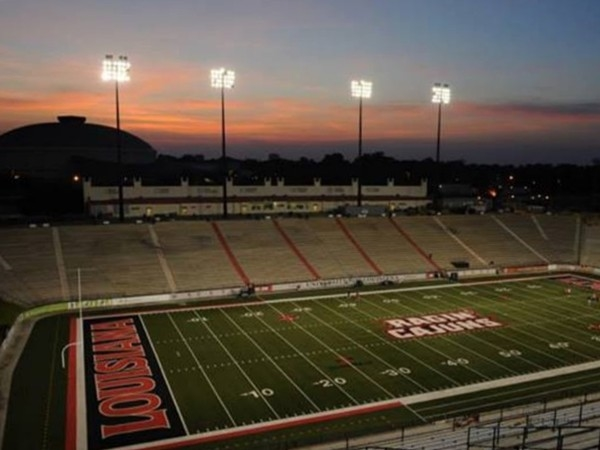 Cajun Field - Home to the Louisiana Ragin' Cajuns