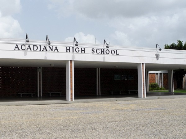 Acadiana High School - Home of The Acadiana Wrecking Rams