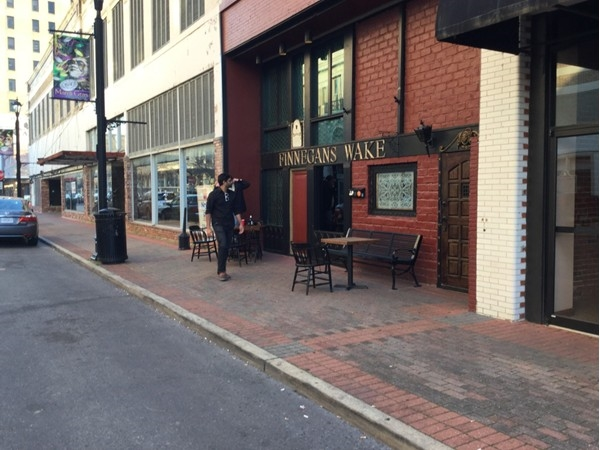 Finnegan's Wake in the heart of Downtown Alexandria! It's the Purveyor of Craft Beer