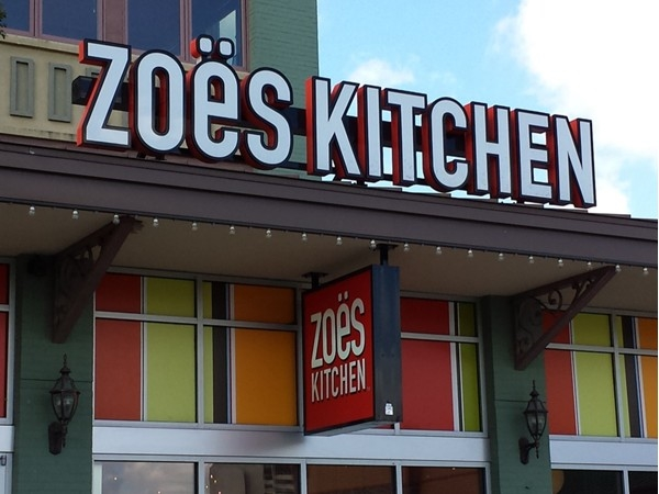Zoes Kitchen in Perkins Rowe