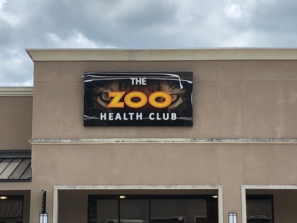 Looking for a place to workout 24/7.... The Zoo in Gonzales is great