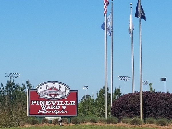 Pineville Ward 9 Sportsplex offers something for all sports fans