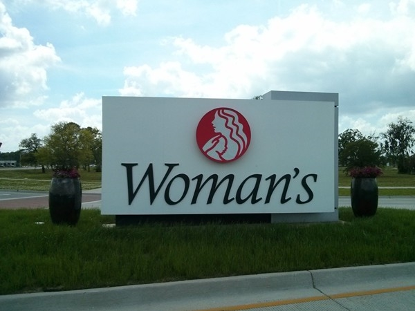 Woman's Hospital on Airline Hwy opened in 2012!