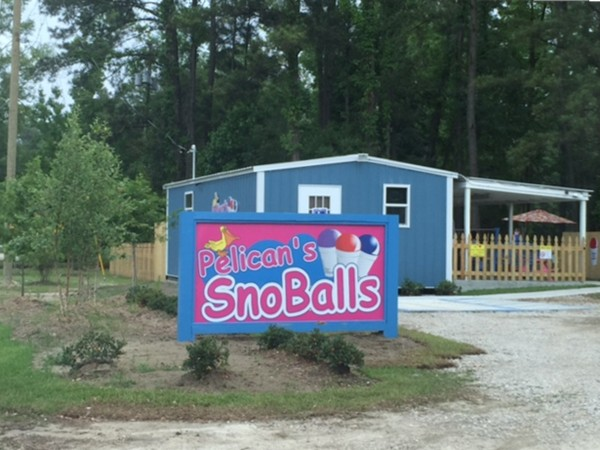 Pelican's Snowballs - a must for the best shaved snow - worth the drive from anywhere every week!