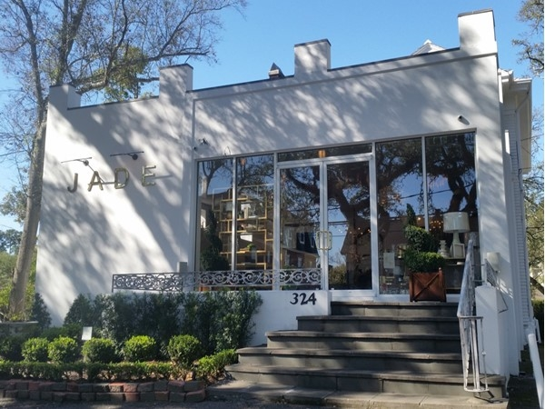 Located at 324 Metairie Road, Jade is a shop for contemporary furniture and home decor