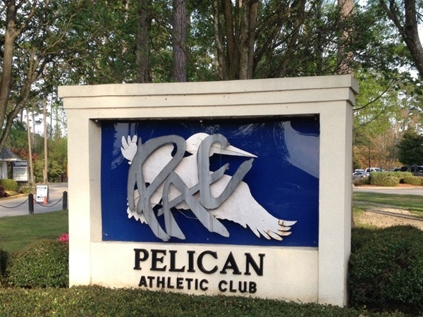 Pelican Athletic Club is a full service health club conveniently located in Mandeville