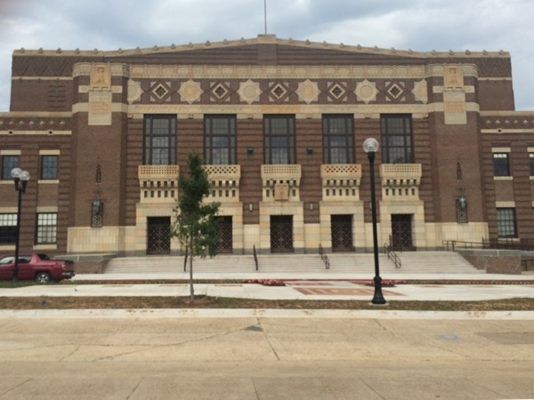 Shreveport Municipal Memorial Auditorium