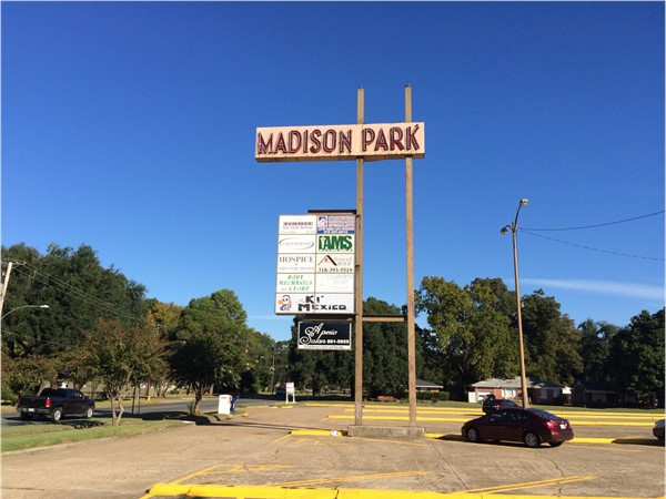 Madison Park is a hub of businesses in South Highlands.