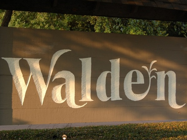Walden - a vision realized
