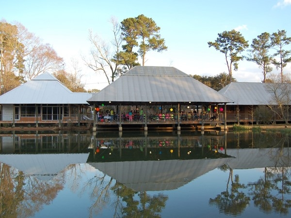 The Hilltop Arboretum is a wonderful facility for weddings and special events
