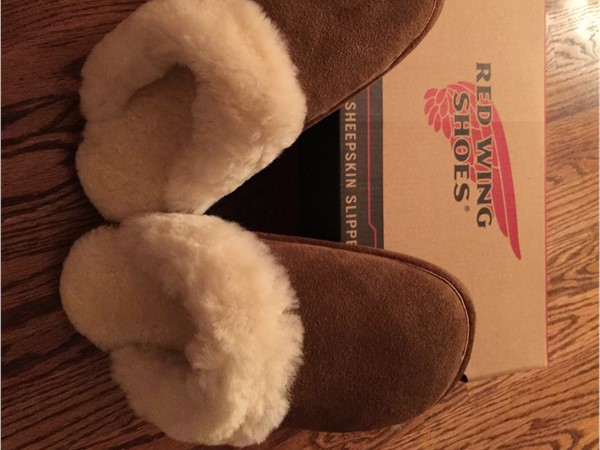 The new Red Wing shoe store in Covington has slippers that will make your feet giggle