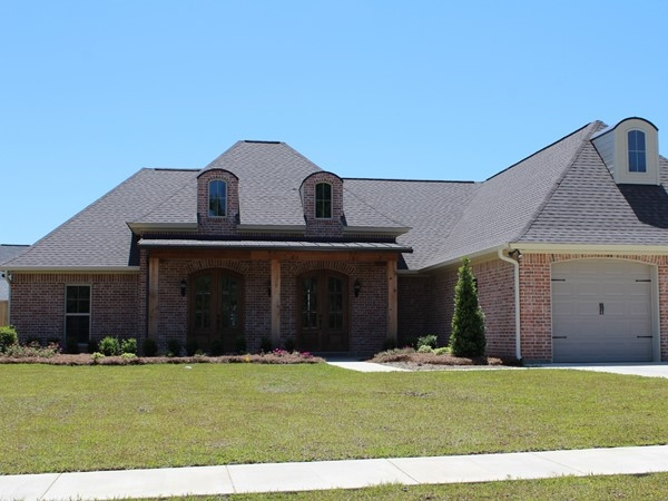 Bayou Trace offers luxury living in the Sterlington School Zone