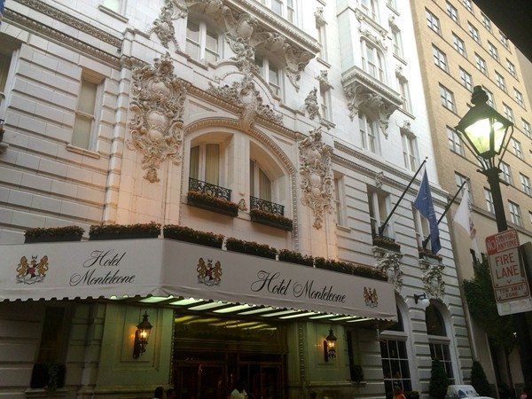 Hotel Monteleone - Royal Street family owned hotel featuring the famous Carousel Bar