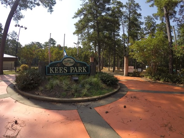 Have fun with your little ones at Kees Park off of 28 E in Pineville