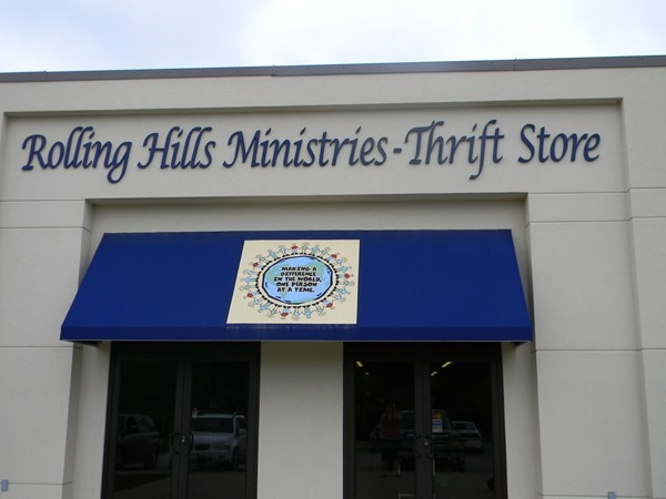 Rolling Hills Ministries Thrift Store is making a difference in Ruston