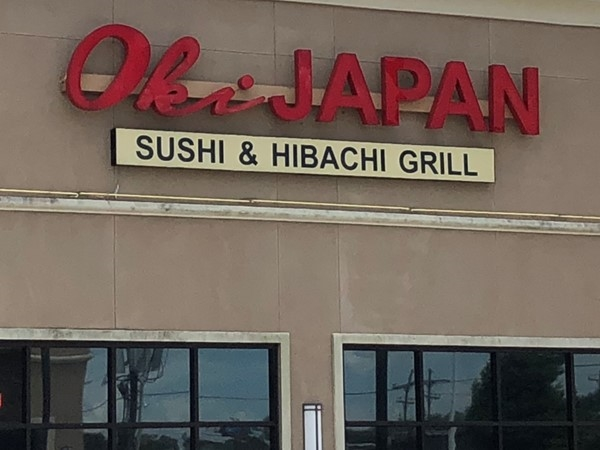 All you can eat Sushi in Gonzales