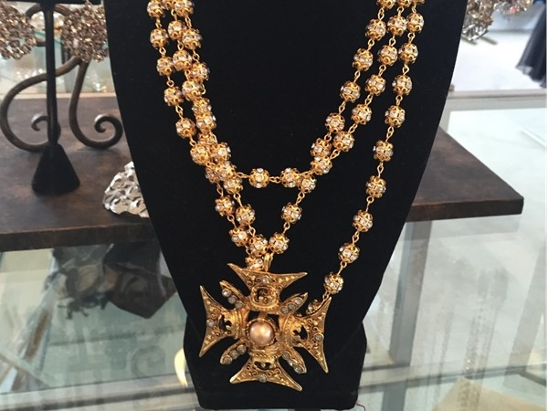 Looking for VSA necklace?  Fluert has a variety of them. Stop by and check them out