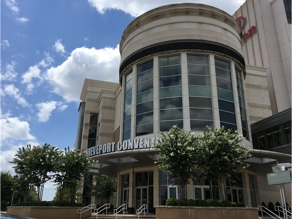 Shreveport Convention Center and Hotel host a variety of area events