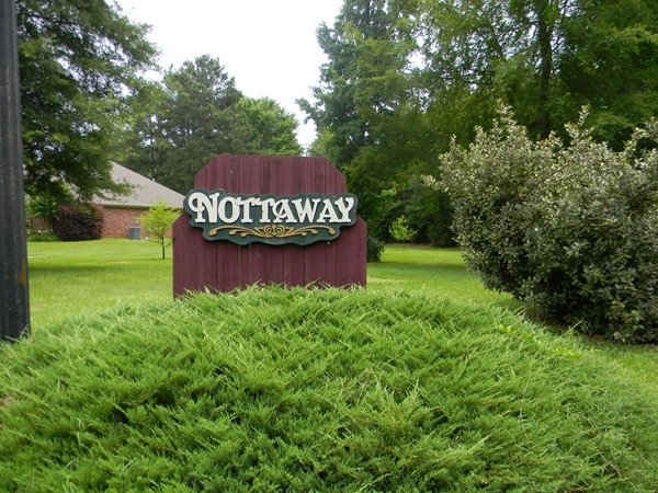 Nottaway Subdivision Provides Rural Family Friendly Atmosphere