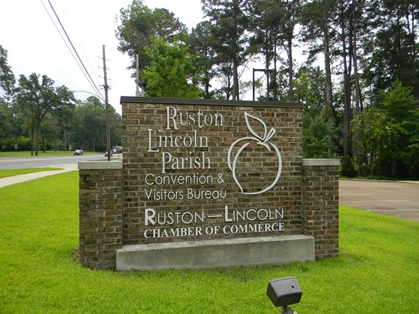 Ruston Lincoln Parish Convention & Visitors Bureau welcomes you
