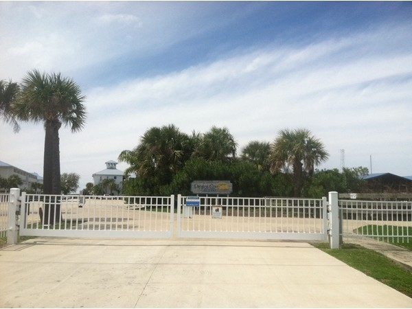 Pirate's Cove is a nice subdivision in Grand Isle with its own private marina.