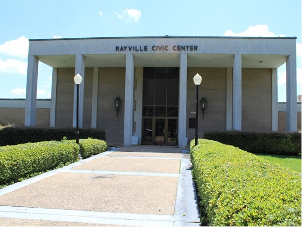 The Rayville Civic Center is home to many special events