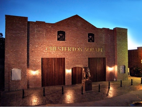 Chesteron Square is the perfect location to celebrate life's special moments