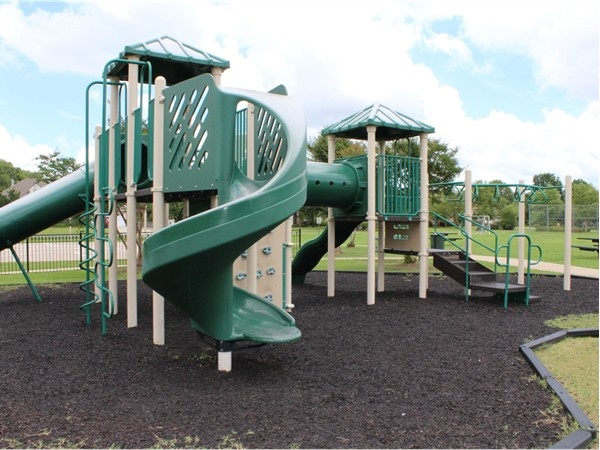 River Oaks offers many amenities including a children's playground