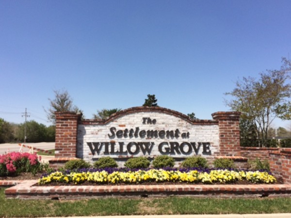 The Settlement at Willow Grove: A new subdivision on Perkins Road, near Perkins Rowe