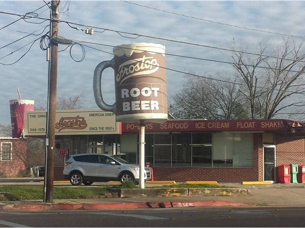 Downtown Baton Rouge's OG: the shake, root beer and burger joint that's been there for years