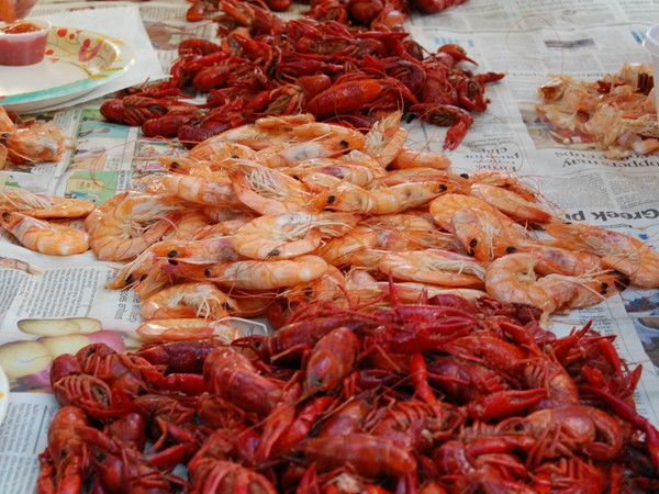 Wonderful seafood is one of many good reasons to live in Baton Rouge