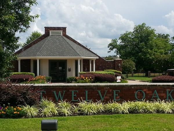 Twelve oaks subdivision real estate homes for sale in for Home builders in shreveport la