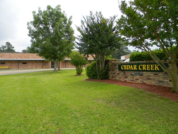 Cedar Creek, a private school, provides innovative learning and athletic opportunities for students