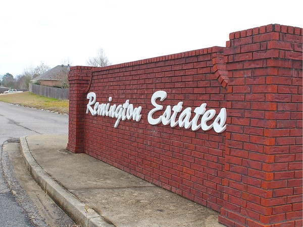 Remington Estates offers great schools; Drew Elementary, West Ridge Middle  and West Monroe High