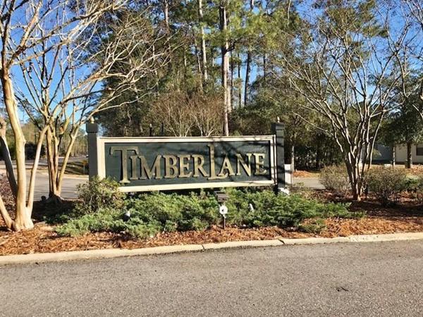 Serene Timberlane Subdivision