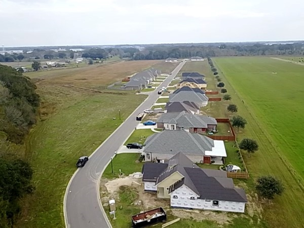 Over-view of the neighborhood