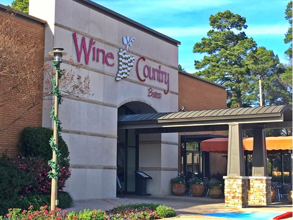 Wine Country Bistro is an area favorite for great wine and food