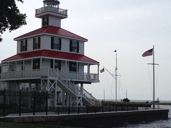 The West End marina features one of the top 10 lighthouses in the nation