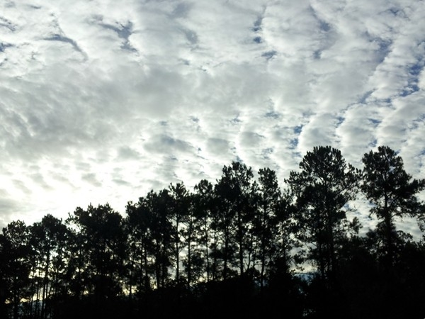 Northshore skies - a moment to behold