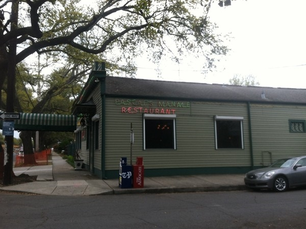 Pascal Manales is famous for their BBQ shrimp! Great uptown restaurant!