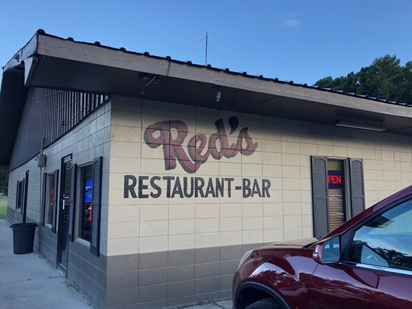 Looking for great boiled seafood? Head over to Red's Restaurant in Maurepas